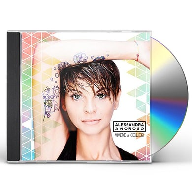 Alessandra Amoroso VIVERE A COLORI CD