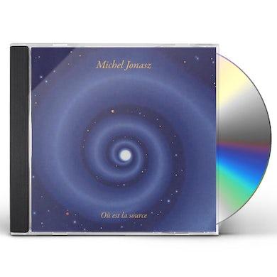 Michel Jonasz OU EST LA SOURCE CD