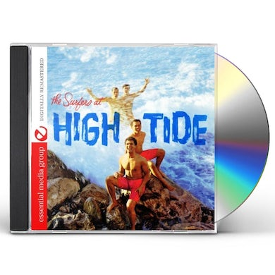 SURFERS AT HIGH TIDE CD