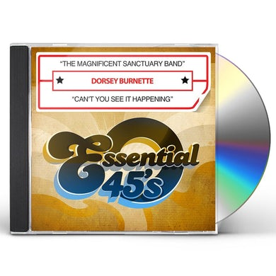 MAGNIFICENT SANCTUARY BAND / CAN'T YOU CD