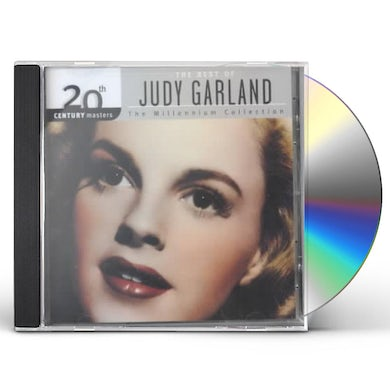 Judy Garland 20TH CENTURY MASTERS: COLLECTION CD
