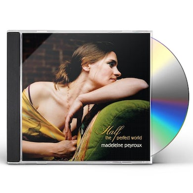 Madeleine Peyroux HALF THE PERFECT WORLD CD