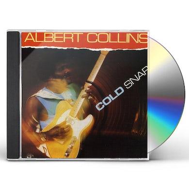 Albert Collins COLD SNAP CD