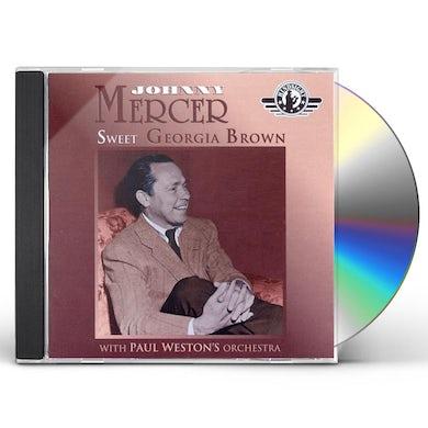 Johnny Mercer GEORGIA ON MY MIND CD