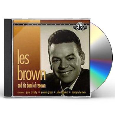 Les Brown HIS BAND OF RENOWN CD