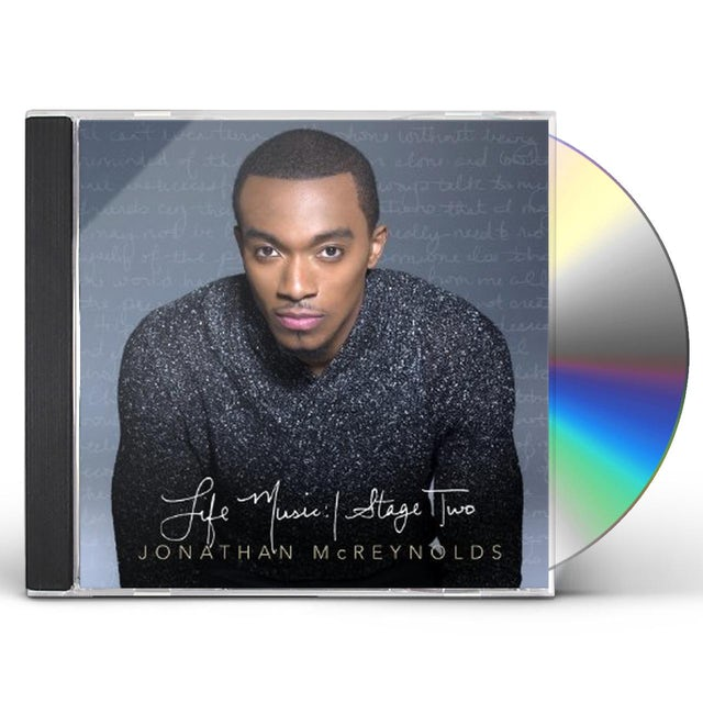 Jonathan McReynolds LIFE MUSIC: STAGE TWO CD
