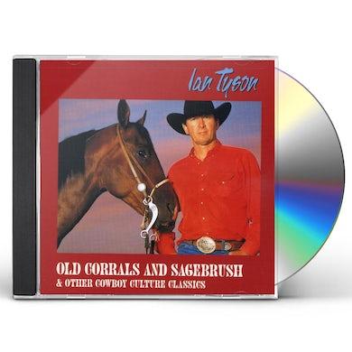 Ian Tyson OLD CORRALS & SAGE BRUSH CD