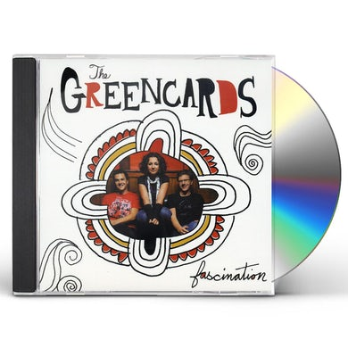 Greencards FASCINATION CD