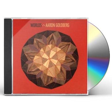 Aaron Goldberg WORLDS CD