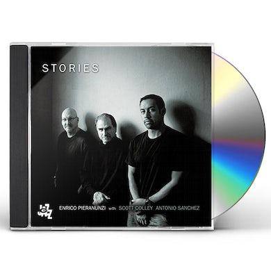 Enrico Pieranunzi STORIES CD