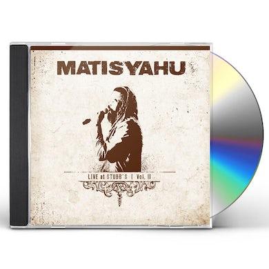 Matisyahu LIVE AT STUBB'S 2 CD