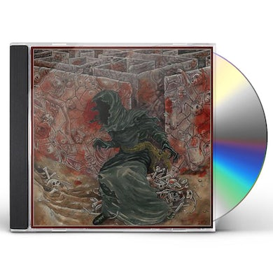 Our Place Of Worship Is Silence WITH INEXORABLE SUFFERING CD