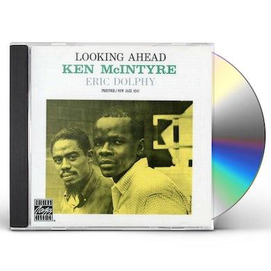 Ken Mcintyre / Eric Dolphy LOOKING AHEAD CD