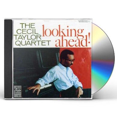 Cecil Taylor LOOKING AHEAD CD