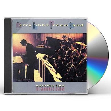 Terry Gibbs SUNDOWN SESSIONS 2 CD
