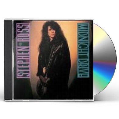 Stephen Ross MIDNIGHT DRIVE CD