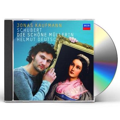 Jonas Kaufmann SCHUBERT: DIE SCHONE MULLERIN CD
