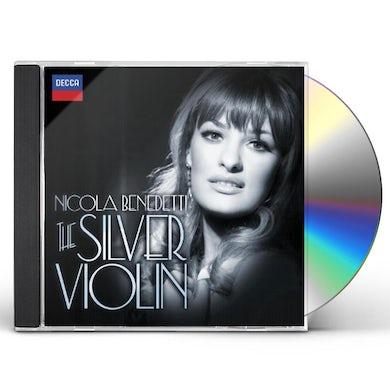 Nicola Benedetti SILVER VIOLIN CD