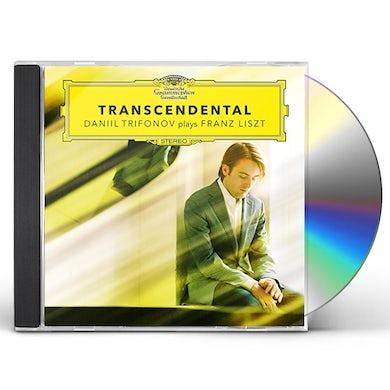 TRANSCENDENTAL: DANIIL TRIFONOV PLAYS FRANZ LISZT CD
