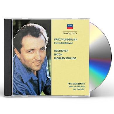 Fritz Wunderlich IMMORTAL BELOVED CD
