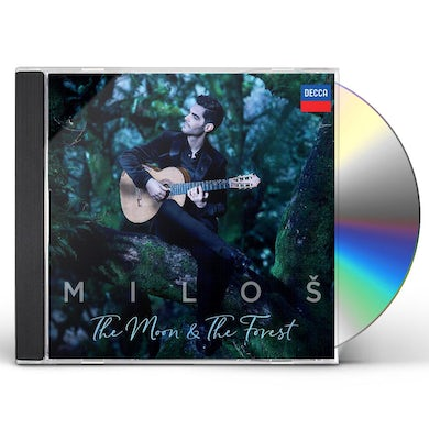 The Moon & The Forest CD