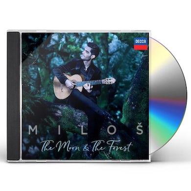 Milos Karadaglic The Moon & The Forest CD