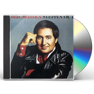 Neil Sedaka STEPPIN OUT CD