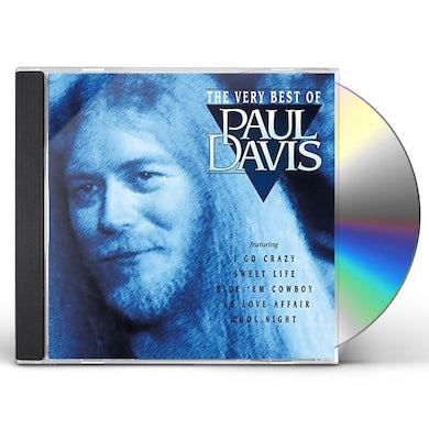VERY BEST OF PAUL DAVIS CD