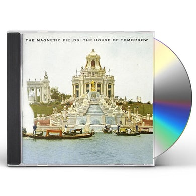The Magnetic Fields HOUSE OF TOMORROW CD