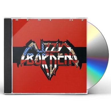 Lizzy Borden BEST OF CD