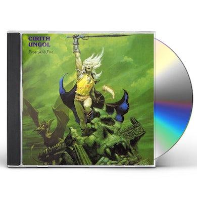 Cirith Ungol FROST & FIRE CD