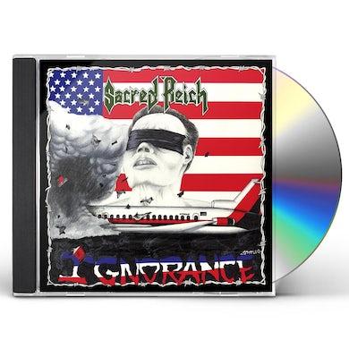 Sacred Reich Ignorance CD