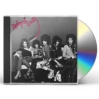 NEW YORK DOLLS CD