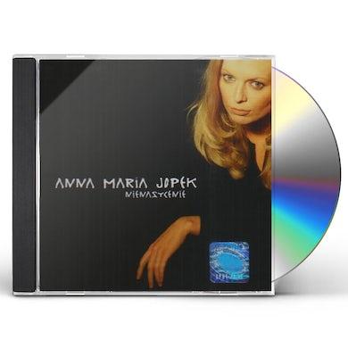 Anna Maria Jopek NIENASYCENIE CD