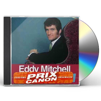 Eddy Mitchell TENDRES ANNEES CD