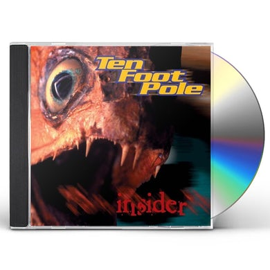 Ten Foot Pole INSIDER CD