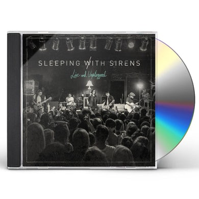 Sleeping With Sirens LIVE & UNPLUGGED CD