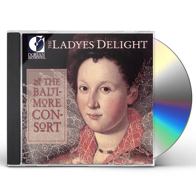Baltimore Consort LADYES DELIGHT CD