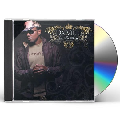 Da'Ville ON MY MIND CD