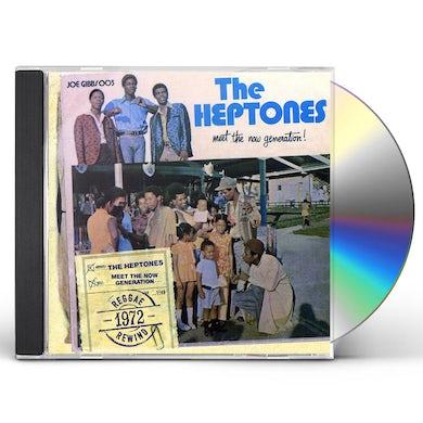 Heptones MEET THE NOW GENERATION CD