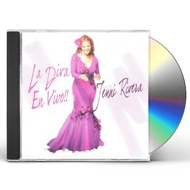 Jenni Rivera DIVA EN VIVO CD
