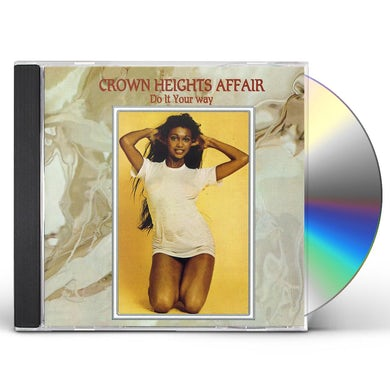 Crown Heights Affair DO IT YOUR WAY CD