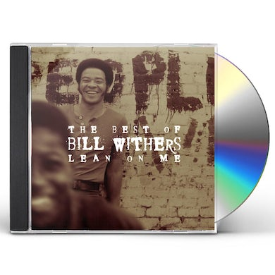 LEAN ON ME: BEST OF BILL WITHERS CD