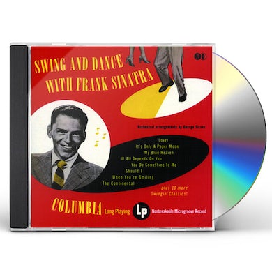 SWING & DANCE WITH FRANK SINATRA CD