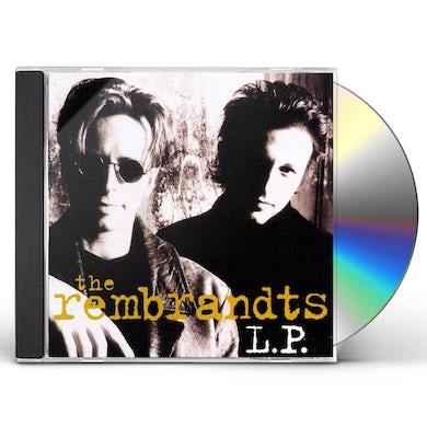 Rembrandts LP CD