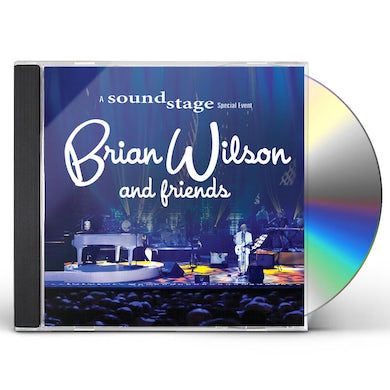 BRIAN WILSON & FRIENDS CD
