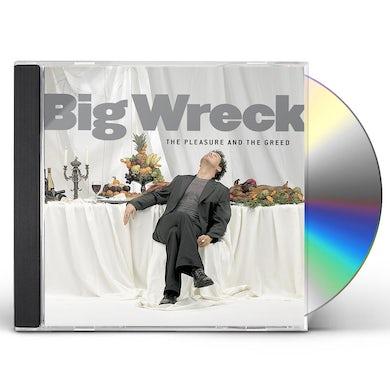 Big Wreck PLEASURE & THE GREED CD