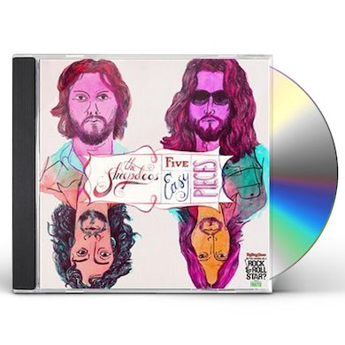 The Sheepdogs FIVE EASY PIECES CD