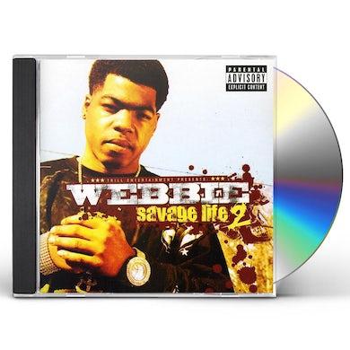 Webbie SAVAGE LIFE 2 CD