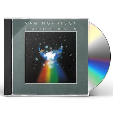 Van Morrison BEAUTIFUL VISION CD